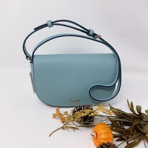Kate Spade Reiley Mixed Material Crossbody